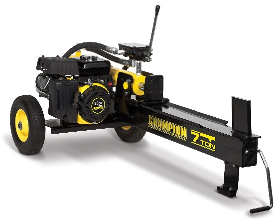 Best 7 Ton Gas Log Splitters