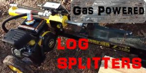 Best Gas Log Splitters Reviews For Home Use To Commercial
