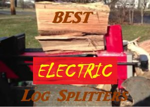 The Best Electric Log Splitters Reviews