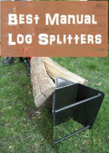 The Best Manual Log Splitters For 2019
