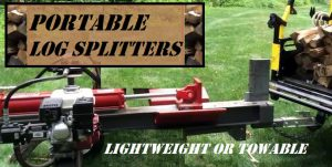 The Best Portable Log Splitters