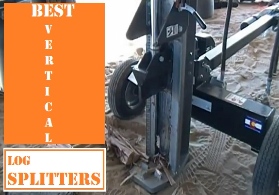 The Best Vertical Log Splitters