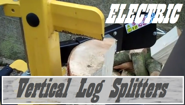 Best Vertical Electric Log Splitter Reviews