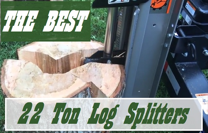 The Best 22 Ton Log Splitters Reviews