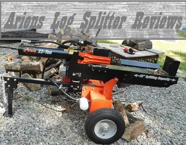 The Best Ariens Log Splitters Reviews