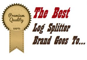 Who Makes The Best Log Splitters