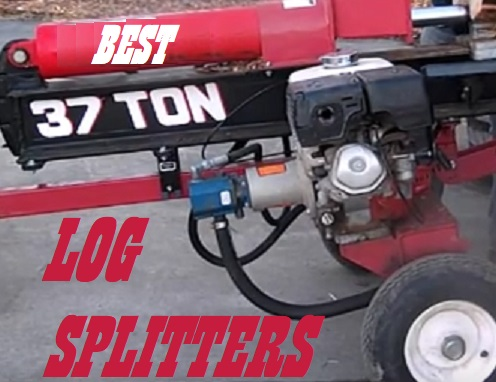 Best 37 Ton Log Splitters Reviews