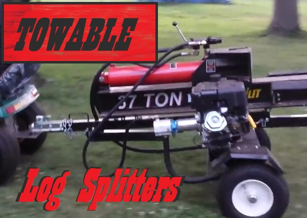 The Best Towable Log Splitters