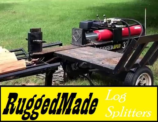 Rugged Made Log Splitter Reviews