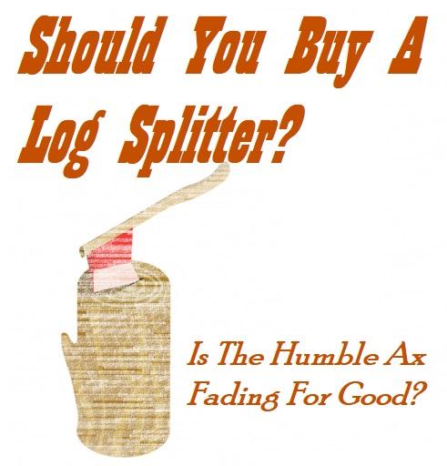 Should I Buy A Log Splitter