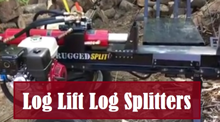 Best Log Splitter Log Lift Hydraulic Commercial