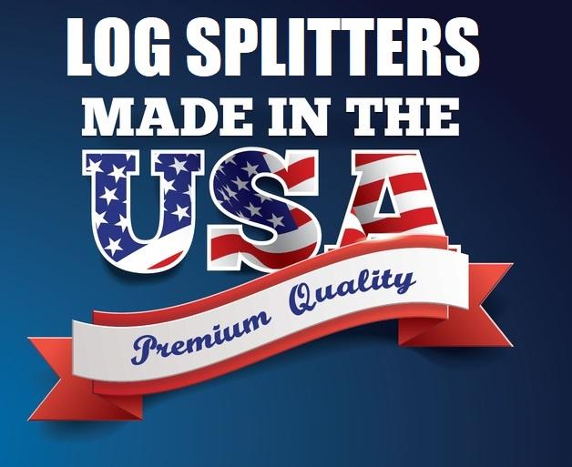 American Made Log Splitters