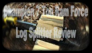 Champion 7 Ton Log Splitter Reviews