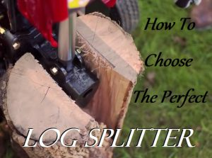 Qualities To Look For When Buying A Log Splitter