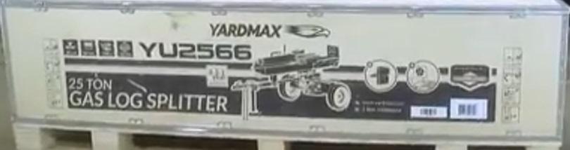 Is Yardmax 25 Ton Log Splitter Worth Buying