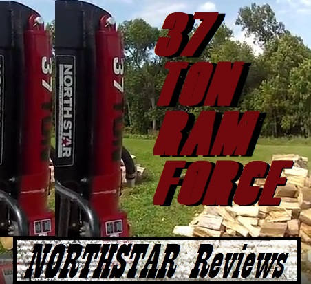 NorthStar 37 Ton Log Splitter Reviews