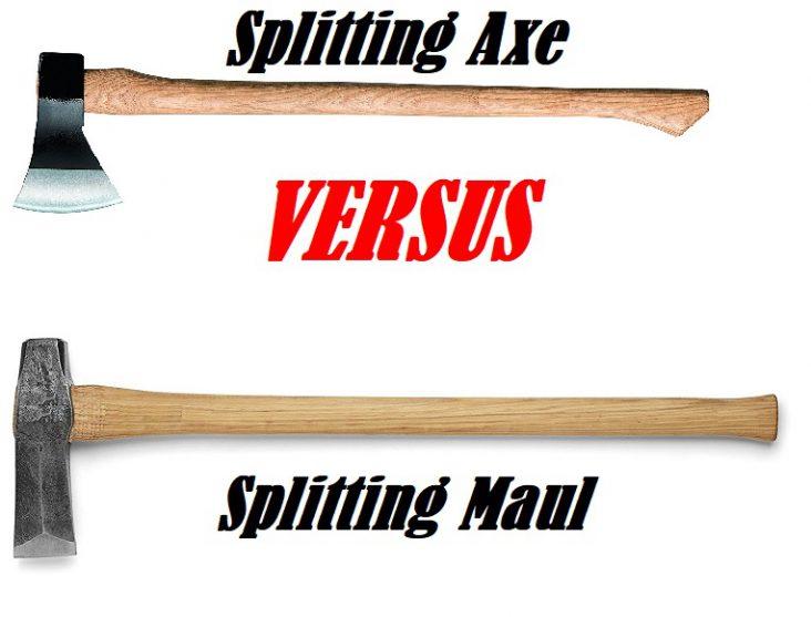 Splitting Axe Vs Splitting Maul