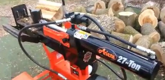 Ariens 27 Ton Log Splitter Reviews