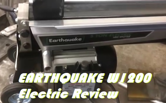 Earthquake Log Splitter Reviews