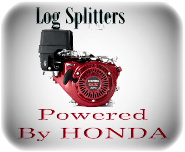 Honda Gas Powered Log Splitters