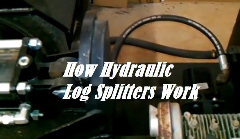 How Hydraulics Work On A Log Splitter
