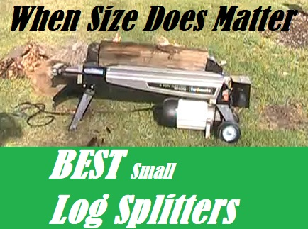 Small Log Splitters