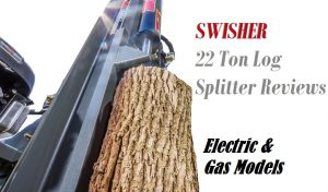 Swisher 22 Ton Log Splitter Reviews