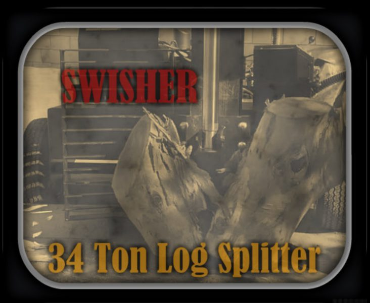 Swisher 34 Ton Log Splitter Reviews