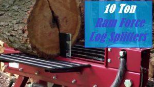 The Best 10 Ton Log Splitter Reviews