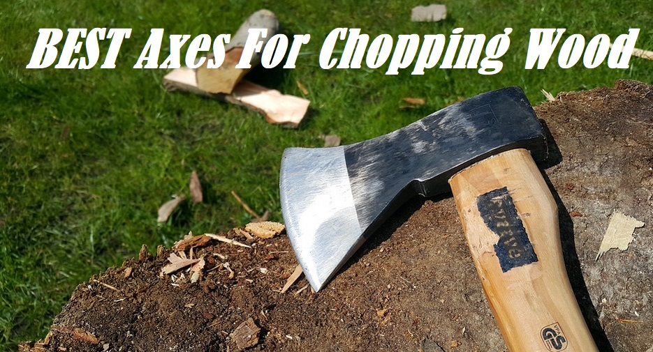 Top 5 Best Axes For Chopping Wood