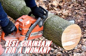 The Best Chainsaws For Women