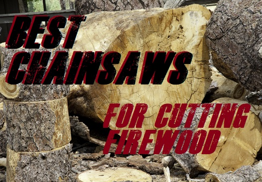 The Best Chainsaws For Cutting Firewood