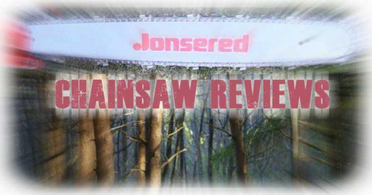 Best Jonsered Chainsaws Reviews