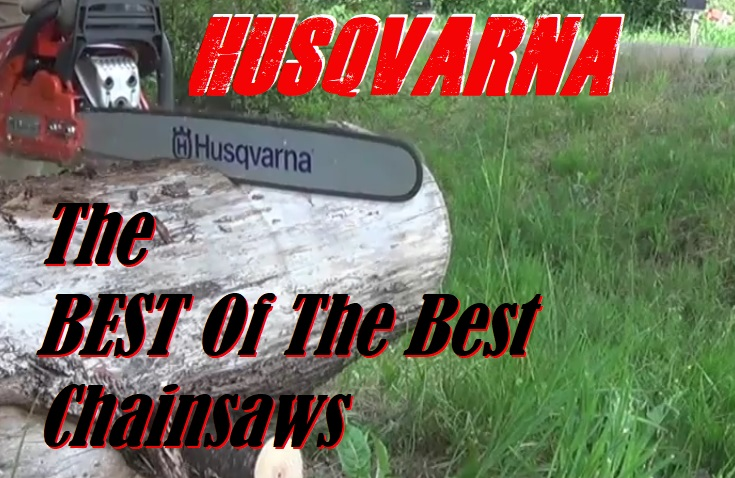 Compare Stihl And Husqvarna Chainsaws