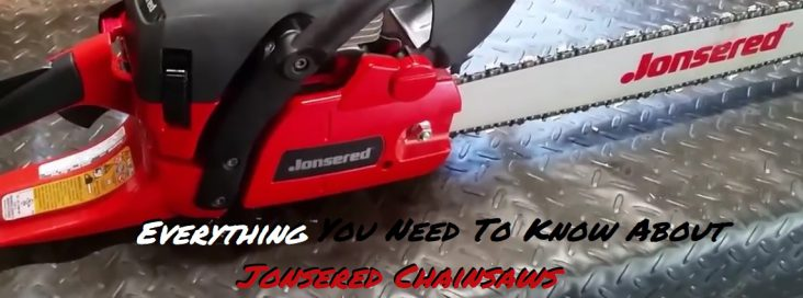 Where Are Jonsered Chainsaws Made