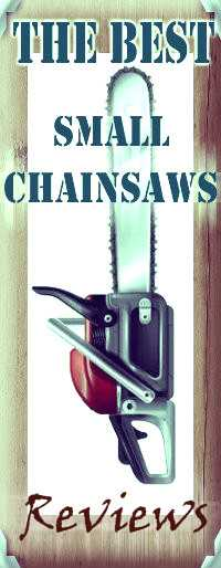 Best Small Chainsaws Reviews