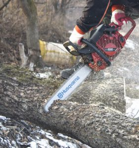 Small Husqvarna Chainsaw