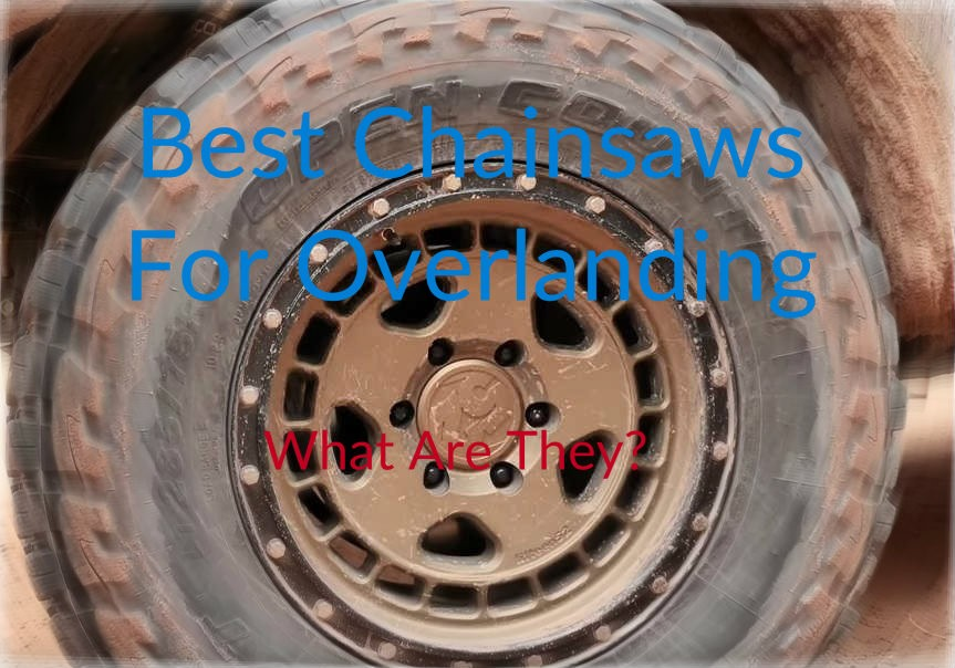 Top Rated Chainsaws For Overlanding