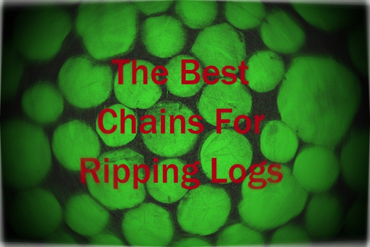 Best Chains For Ripping Logs