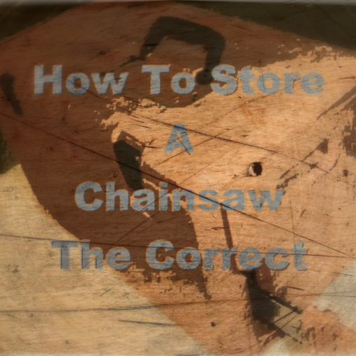 Best Way To Store A Chainsaw